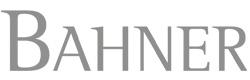 BAHNER - Stützstrümpfe & Stützstrumpfhosen Shop -Logo